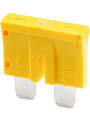 Fuse normOTO 20 A 80 VDC yellow Buy {0}
