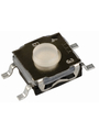 Sealed PCB Switch SMD 6 x 6 mm 32 VDC 50 mA Transparent - White Buy {0}