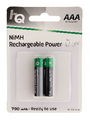 NiMH rechargeable battery 1.2 V 700 mAh PU=Pack of 2 pieces Buy {0}