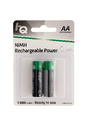 NiMH rechargeable battery 1.2 V 1300 mAh PU=Pack of 2 pieces Buy {0}