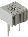 Trimmer Potentiometer 1 kOhm 500 mW Buy {0}
