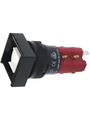 Illuminated push-button 2NO + 2NC 5 A 250 VAC/DC IP40 Buy {0}