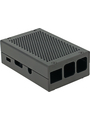 Raspberry Pi Case, Aluminium Housing, Black Buy {0}