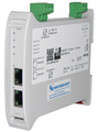 Interface Converter, Terminal Block -->2x RJ-45 , DIN Rail Mount Buy {0}