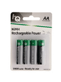 NiMH rechargeable battery 1.2 V 2000 mAh PU=Pack of 4 pieces Buy {0}