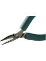 Precision Pliers Narrow/Half-Round 120 mm Buy {0}