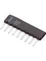 Diode array 8 Diodes 9 Pins Common anode 100 mA Buy {0}