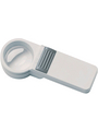 Pocket magnifying glass 10x 35 mm Buy {0}