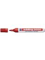 EDDING permanent marker 3000 Red Buy {0}