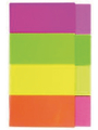 PAGEMARKER 20 x 50 mm neon 4 colours Buy {0}