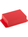 Plastic Enclosure 105x70.6x35.5mm Red ABS IP00 Buy {0}