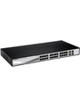 Network Switch, 24x 10/100/1000 4x SFP WebSmart Buy {0}