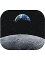 Mouse Pad Earth and Moon Buy {0}