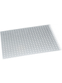 Steel Perforated Plate (Square Holes) 500 x 250 x 1.5 mm Buy {0}