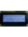 Dot matrix LCD display 4.75 mm 4 x 20 Buy {0}