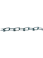 Knotted-Link Chain, Blue Chrome-Plated 1.6 mm Buy {0}