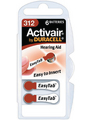 Hearing-aid battery 1.4 V 90 mAh PU=Pack of 6 pieces Buy {0}