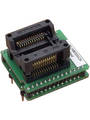 Adapter DIL24W/SOIC24 ZIF 300mil Buy {0}