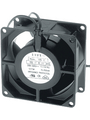 Axial fan AC 80 x 80 x 38 mm 54 m³/h 115 VAC 12 W Buy {0}
