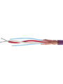 Audio cable   1 x 2x0.19 mm² Purple Buy {0}
