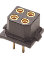 Socket, dual-row, straight Poles 8 Buy {0}