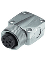 Cable socket, 6-pin Poles 6 Buy {0}