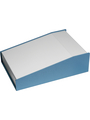 Console case Upper part Metal, Matte / Lower Part Blue  300 x 230 x 70 mm Aluminium IP40 Buy {0}