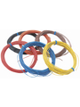 Stranded wire 6 colours, 0.22 mm², Red / Yellow / Blue / Black / Orange / Brown Stranded Tin-Plated Copper Wire PVC Buy {0}