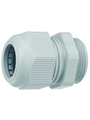 Cable gland M12 x 1.5 2...5 mm 8 mm Polyamide grey, RAL 7035 IP 68 up to 5 bars Buy {0}