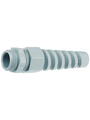 Cable gland M25 x 1.5 13...18 mm 15 mm Polyamide grey, RAL 7001 IP 68 Buy {0}