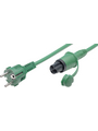 Block Heater Connection Cable Type F (CEE 7/4) Defa Male 5.00 m Buy {0}