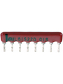 Resistor network SIL 560 Ohm  ±  2 % Buy {0}